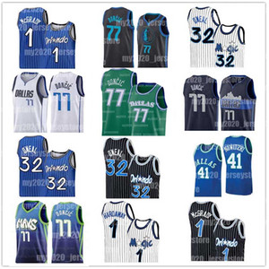 Orlando Shaquille ONeal 32 Magie Luka Dallas