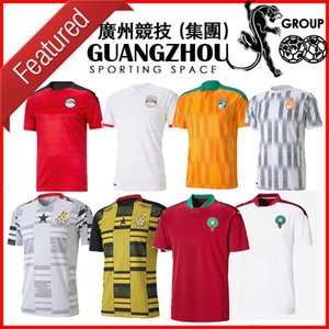 2020 2021 EGIPTO M.SALAH 10 Costa de Marfil SALAH Ghana Marruecos Fútbol 20 21 PRINCIPAL camiseta de fútbol SHIRTS
