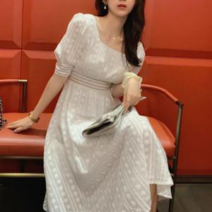 Elegant_Floral_Dress_Women_French_Chiffon_Party_Mini_Dress_Hollow_Out_Short_Sleeve_Slim_Fit_Sweet_Ko Q0111