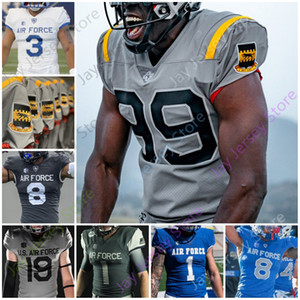 2020 New Football Jersey NCAA College Austin Cutting Donald Hammond III Kadin Remsberg Taven Birdow Jackson Sanders Waters Fifita Meeks