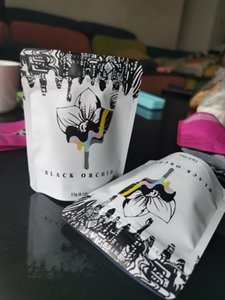 Black Orchid Wonderbrett Black Orchid Heat Scellable Mylar Sac 10x12.4cm Vider le sac local Emballage mylar Sacs Comestibles wmtVIl bdebaby