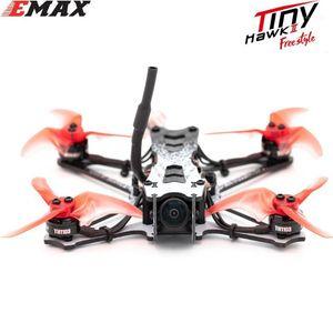 Emax Tinyhawk II Freestyle 115mm 2.5 дюймов F4 5A ESC FPV Racing RC Drone BNF версия Frsky Совместимое обновление FPV Drone1