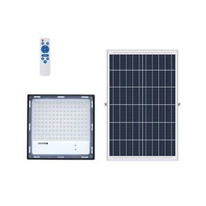 Водонепроницаемый IP66 Открытый солнечный светодиодный садовый дворные огни Настенные светильники YQ006 120-LED 200W Энергосберегающие безопасные стабильные и надежные
