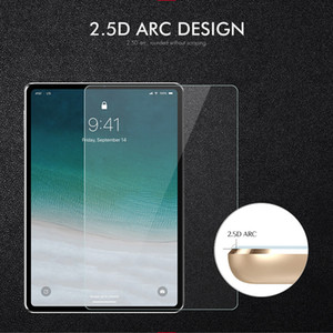 iPad Pro 용 강화 유리 Pro 12.9 2020 Pro 10.5 11 AIR 2019 화면 보호기 iPad 미니 6 1 2 3 4 9.7 2017 보호 플림