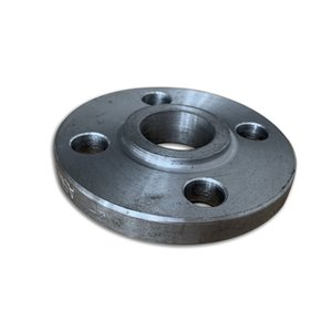 WN American standard ANSI butt welding flange with neck forged flange customization