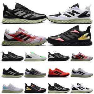 Adidas 4D Run 1.0 course réagissent presto turquoise teinte à peine volt fantôme rouge plage jour triple noir breezy jeudi Sports Sneaker Taille36-45