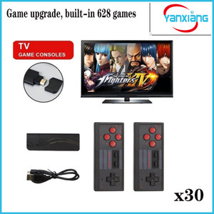 30PCS 628 game console HD TV game console Retro game console upgrade YX-UB