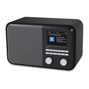 Portable WiFi Internet Radio Bluetooth Speaker Multifunctional FM Digital Radio for DAN DAB+ with Rechargeable Battery