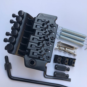 Ibanez Double Shake Guitar Electric Pull String Plate Place Bridge 6 String Tremolo System Hardware nero Spedizione gratuita ..
