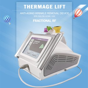 Portable Thermage Beauty Equipment Fractional rf skin lift RF Skin Rejuvenation Wrinkle Removal Anti-Aging Machine skin care