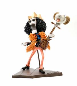 One Piece Animation Figure The Pirate Brook Spring Festival Dragon Dance Figure 25cm