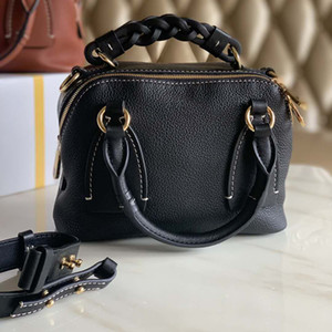 New Style 2021 Mini Shoulder Bag 32375 Inside Slot Pocket Original Large Capacity Leather Fashion Bags Interior Slot Pocket Genuine Leather