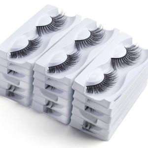 10 20 30 50 Wholesale Mink Eyelashes 25mm Lashes Fluffy False Eyelashes Dramatic Natural Lashes Makeup 3D Mink Extention