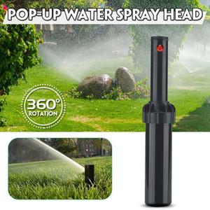 3/4 polegada de rotação automática bocal de frasco de sprinkler sprinkler cabeça de sprinklers neblina nebule de jardim misturando sistema de rega y200106