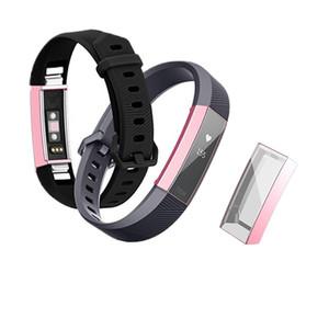 Slim Caso di telaio di moda colorato Protect Shell Smart Watch Accessori Protezione dello schermo per Fitbit Alta / Fitbit Ace Cover Ace