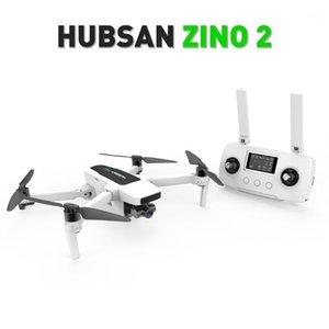 HUBSAN ZINO 2 LEAS 2.0 GPS 8km 5G WIFI FPV RC drone avec caméra UHD 4K 60FPS GIMBAL RC quadcoptter1