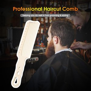 Professional Hair Brush Haircut Comb for hair Cutting Styling & Grooming Anti-static Barber Clipper Comb Salon Tool