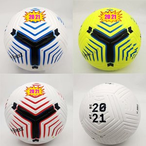 Club football 2020 2021 Size 5 Balls soccer Ball high-grade nice match liga premer 20 21 football balls