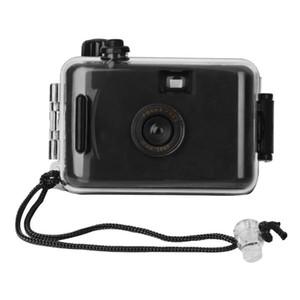 SUC4 5m impermeabile Retro Film Camera Mini Point-and-shoot fotocamera per i bambini