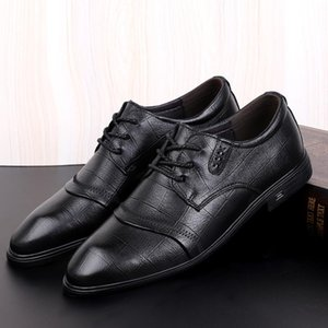 Men Dress Shoes Snakeskin genuine Leather Men Wedding Oxford Shoes Lace-Up Office Suit Men's Casual Luxury Italian o4