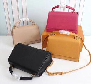 Tasche 2020 Mode Schulter Frauen Luxurys Geldbörsen Abnehmbare neue Designer Designer Handtaschen Kette Berühmte Crossbody Bags Bags Schulter Straps HKXN