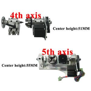 DIY CNC Döner Eksenli Chuck 65mm 4th 5. Eksen CNC Metal Ahşap Çalışma Aktivitesi Mini Torna Makinesi Freze Makinesi Için Punta