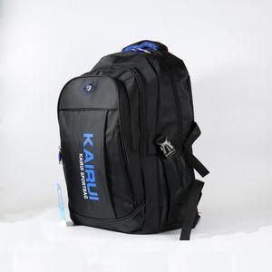 Men Backpack Teenage Boys School Bags Student Black Nylon Large Capacity Back Pack Casual College Style Youth Bagpack Big 2021 XF902