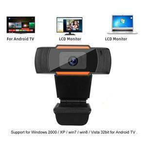 كاميرا 1080P 720P 480P كاميرا الكامل HD الويب المدمج في ميكروفون للتدوير USB التوصيل كاميرا ويب للكمبيوتر جهاز كمبيوتر محمول سطح المكتب