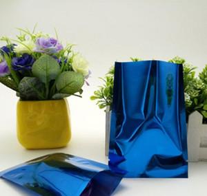 6 Tamaños PE PE Colorido Sello de calor Aluminio Mylar Bolsa de aluminio Olor PROPIES A prueba de bolsa Organizador Accesorios de cocina Inicio Deco Jllgbd Sinabag