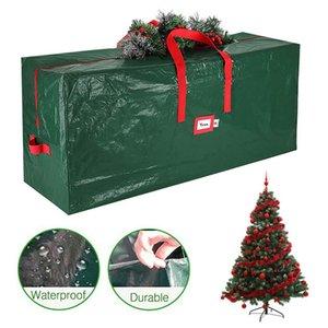 Su geçirmez Noel Ağacı Saklama Çantası Noel Ağaçları Toz Geçirmez Kapak Mobilya Yorgan Kıyafetleri Korumak Kitap Depo Saklama Torbaları
