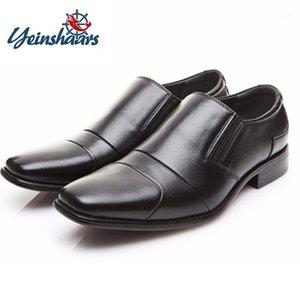 Business di lusso Oxford scarpe in pelle da uomo traspirante vestito formale scarpe da uomo maschio ufficio appartamenti di nozze calzature mocassin homme1
