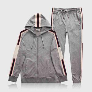 2020 Мужчины Sportswear Sportswear и толстовки Осень зима Jogger Sporting Suit Mens Suits Source Tracksuits Set Plus Размер M-3XL