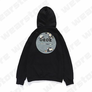mens hoodies Fashion Hoodie Men Women Sports Sweatshirt 18 Color Cotton Blend Thick Cool Hooded Pullover Long Sleeve Streetwear