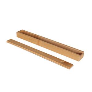 Bamboo Многоразовый Палочки ящик для хранения суши еды Стик Палочки Case Box Домащний с Chopstick KKA8264