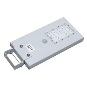 All in one Solar Lights Outdoor Waterproof Motion Sensor Light Sensor 10W Integrated LED Solar Lamp for Yard Garden Gate Street