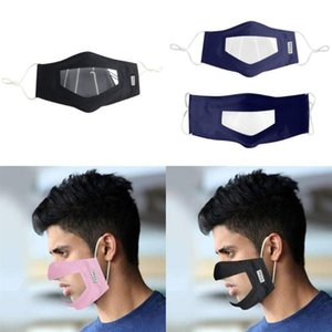 Window Prijs Pvc Visibility Face Nose Mask For Latest Clear With Deaf The Nose Reusable Cover Ladies Top Cover Cover Laagste sqcho