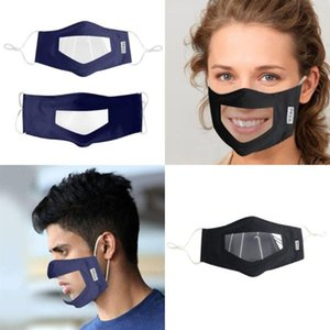 Lady Look Off Face Deaf Face In Man Cover The Window Pvc Face Mask Reusable Day Cover 1 With Your Clear Ships Right Mask Start For sqcZk