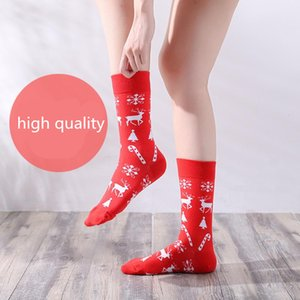 autumn winter Christmas Elk Medium hose Hosiery stockings womens socks hosiery women tights collants femmes belt collant Thanksgiving