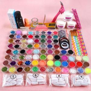Coscelia kit acrylique kit manucure à ongles sertie d'embouts d'ongles acryliques à ongles à ongles de décoration