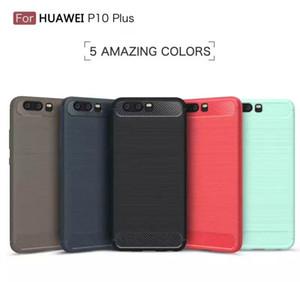 Тонкий Доспех чехол для iPhone 11 12 X XS XR Max галактикой S8 S9 Plus Примечание 8 углеродного волокна Матовый ТПУ задняя крышка
