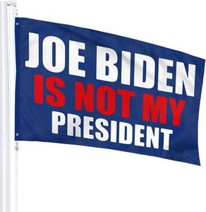 Neues Design Biden ist nicht meine 3x5 -ft-Präsident-Flaggen, 3x5 100D-Polyestergewebe, doppelte Nähte, Drop Shipping