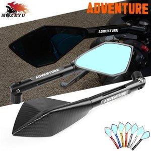 Für 990 1050 1090 1190 Abenteuer / R 1290 Super Adventure R / S / T Universal Motorrad Zubehör Weitwinkel Rückspiegel1