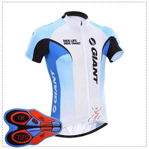 2020 Giant Team Cycling Short Sleeves Jersey (Bib )Shorts Sets Racing Bicycle Maillot Ciclismo Mtb Bike Clothes Sportswear