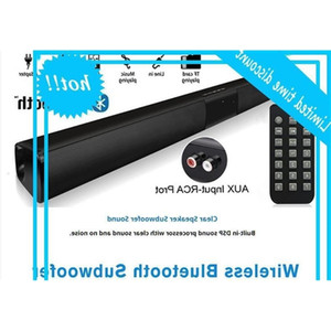 BS-28B Bluetooth 20W Wireless Remote Control Home Surround soundbar for smartphone PC Theater TV Speaker BS28B
