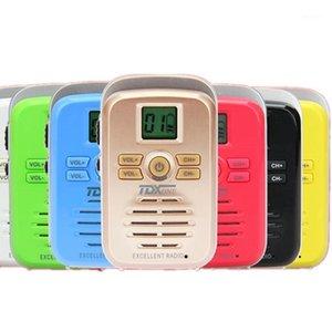 2020 New TDX TD-Q3 Mini Two-Way Radio Portable Ham Radio kids walkie talkie MINI Interphonem1