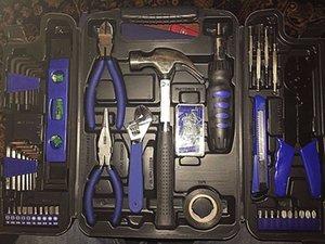 50 piece Mutli-purpose Tool Set with Triple-Fold Case - Nice