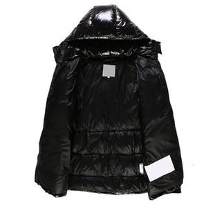 La nueva capa de invierno para hombre Parka con capucha de los hombres de la chaqueta rompevientos Diseño Parkas abajo cubren las chaquetas hombre grueso caliente de los pantalones tamaño asiático Ropa de Hombre