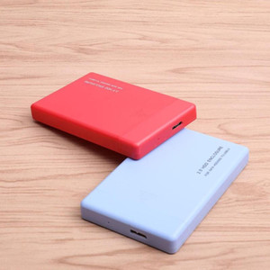 External Hard Drive Disk Custom LOGO HDD USB2.0 60g 160g 250g 320g 500g 750g 1tb 2tb HDD Storage for PC Mac Tablet TV