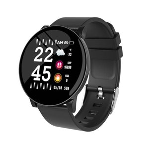 new sporting smart watches for boys and girls watches support android iso system smart barcelet with circle screen