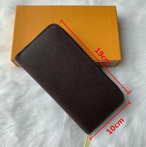 2020 Brands Women's Pocket Travel Watermark Men's Cardholder Population Bag Capsule Wallet High Quality Wallet coke bay Free Delivery!